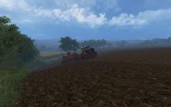 Ih  Nuhn manure on Hill