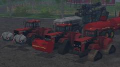 CASE fleet