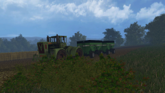 Steiger Barn Series  with  Brent Gravity wagon