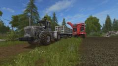 The smallBud on Beet Harvesting :o)