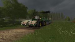 Just a few small tests with a John Deere 5
