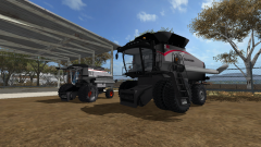 Gleaner N7 and S98