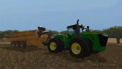 Fs 17 Australia Grain harvest