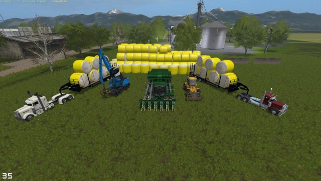 Farming Simulator 2017 PICS