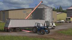 Grain going up